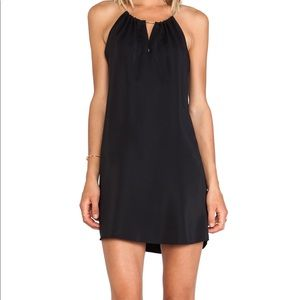 Amanda Uprichard Chain Neck Dress